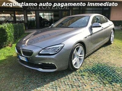 usata BMW 640 xDrive GranCoupé Luxury 47000km FULL OPTIONAL