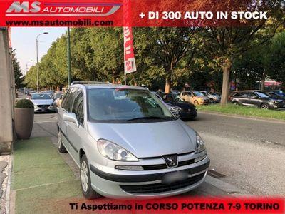 usado Peugeot 807 2.0 HDi FAP SV 7 Posti Unicoproprietario