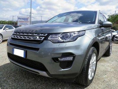 usata Land Rover Discovery Sport 2.2 SD4 HSE del 2015 usata a Firenze