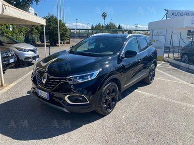 usata Renault Kadjar dCi 150CV AWD Black Edition del 2019 usata a Roma