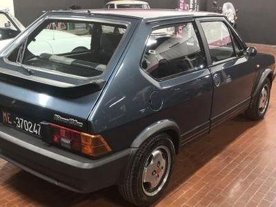 usata Fiat Ritmo 130 TC ABARTH - DA CONCORSO ASI STUPENDA!