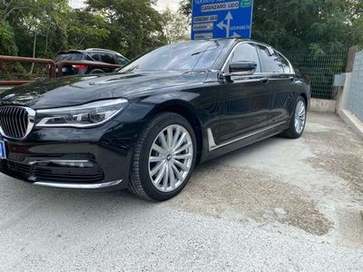 usata BMW 730 Serie 7 (G11/G12) xDrive Luxury