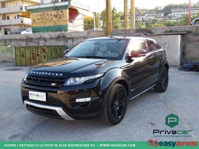 käytetty Land Rover Range Rover evoque range2.2 sd4 coup dynamic diesel