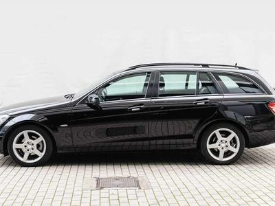 gebraucht Mercedes 200 C SWcdi Executive BlueEff