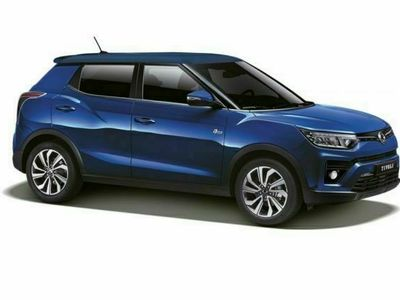 usata Ssangyong Tivoli 1.6 diesel 2WD Style + Comfort pack