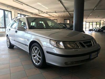 usata Saab 9-5 2.2 turbodiesel TiD S.W. Linear