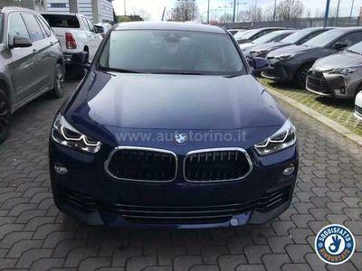 usata BMW X1 X2 SDRIVE18D Advantage