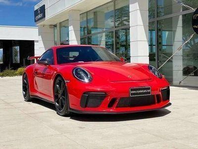 usata Porsche 911 GT3 991 911 4.09.2 PDK MY 2018 CARBON CER/CARBONIO/