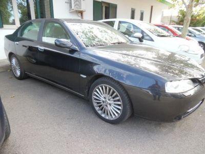 usata Alfa Romeo 166 166 2ª serie3.2 V6 24V cat Black Line