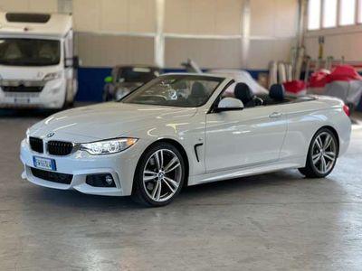 usata BMW 428 i cabrio luxury m-sport