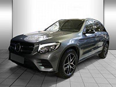 usata Mercedes 350 Glc-klasseD 4m Amg Line Led Standhz 2,99 Eff* Eu6