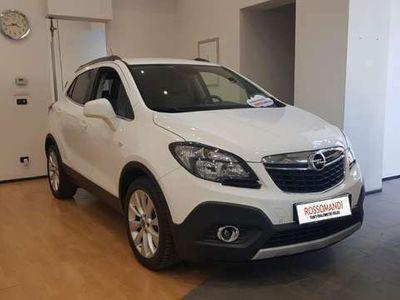 usata Opel Mokka 1.7 CDTI Ecotec 130CV 4x2 aut. Ego