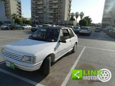 usata Peugeot 205 cat Cabriolet CJ