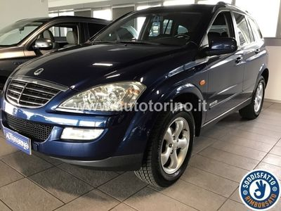 used Ssangyong Kyron KYRON2.0 xvt Comfort 4wd