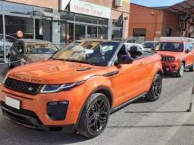 usata Land Rover Range Rover evoque 2.0 TD4 180 CV Cabrio HSE- navigatore-retrocamera Diesel