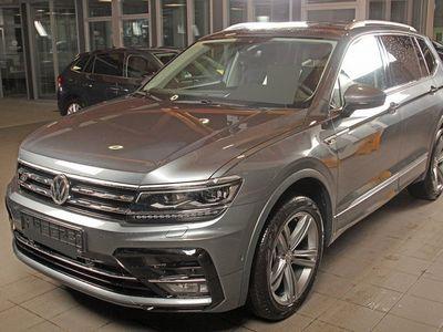 usata VW Tiguan 2.0 Tsi Dsg 4-motion,r-line, Highline, Pano,7-sitz,20-zoll