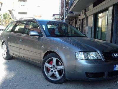 käytetty Audi A6 2ª serie - 2005 2.5 tdi 180cv quattro