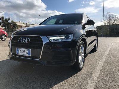 usata Audi Q3 2.0 TDI 150 CV quattro S tronic sline