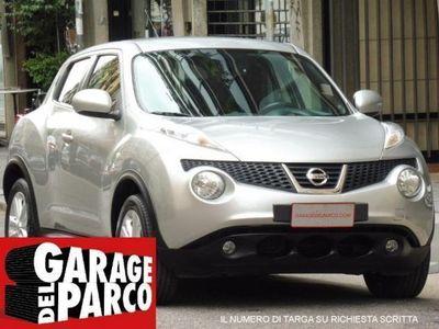 usata Nissan Juke 1.6 ACENTA AUTOMATICA TAGLIANDI PDC BLUETOOTH