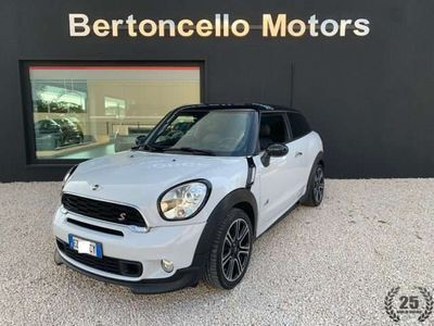 usata Mini Cooper S Paceman all4 kit john cooper works navi pelle