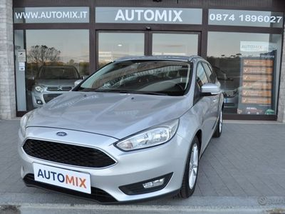 usata Ford Focus 1.5 TDCI 120 cv Business