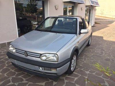 usata VW Golf Cabriolet III 1.6