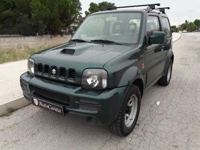 usata Suzuki Jimny 1.5 DDiS cat 4WD JLX 86 CV