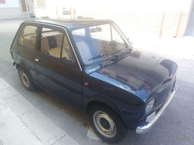 usata Fiat 126 - 1980