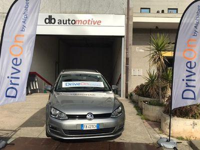 usata VW Golf 7ª serie - 2015
