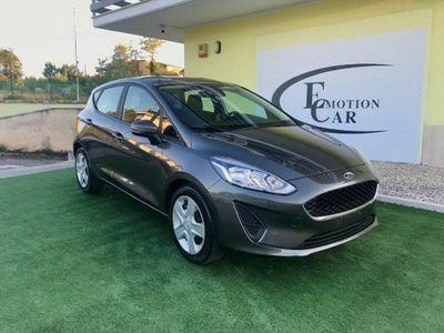 usata Ford Fiesta 1.5Tdci 85CV Pluss 2018 rif. 12527984