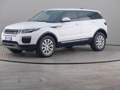 usata Land Rover Range Rover evoque 2.0 Td4 150cv Busin. Prem. Se