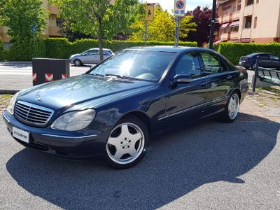 brugt Mercedes S320 diesel - automatica - xenon