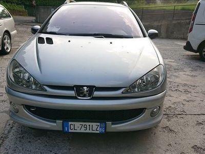 usata Peugeot 206 sw 1.4 molto bella...garanzia 12 mese..