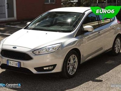 second-hand Ford Focus 1.5 tdci Business s&s 95cv 5p