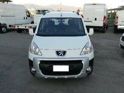 usata Peugeot Partner Tepee Partner1.6 HDi 112CV Outdoor