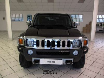 usata Hummer H3 3.7 aut. Luxury IMPIANTO GPL