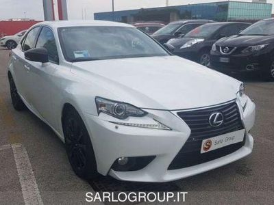 usata Lexus IS300 300h Hybrid Executive