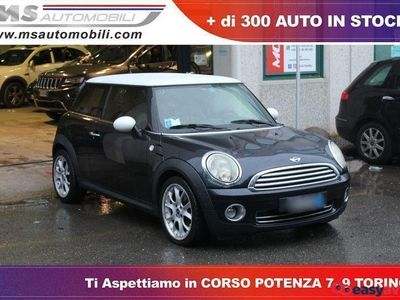 used Mini Cooper 1.6 16V Chili Pelle Cartier Unicoproprietario