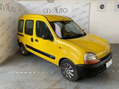 usata Renault Kangoo 1.5 dCi 65CV cat 5 porte Ice