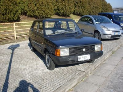 second-hand Fiat 127 - 1985