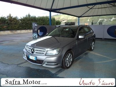 usata Mercedes C200 CDI S.W. Executive rif. 6275290