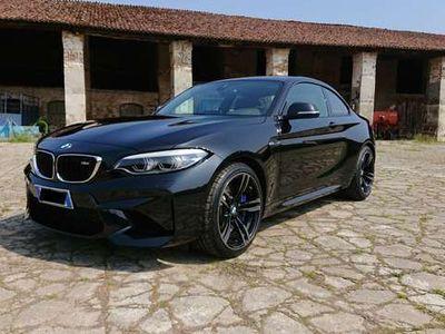 usata BMW M2 Manuale Gomme Nuove MPE Service Invernali