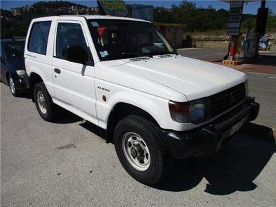 usata Mitsubishi Pajero 2.5 Tdi Metal-top Gl Comfort Full Optional Garanti Usato
