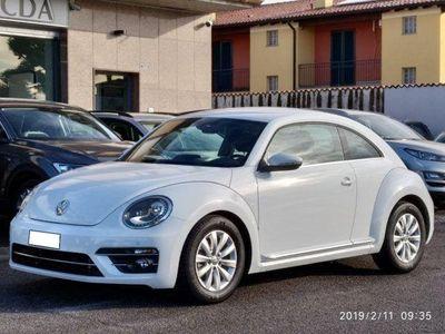 brugt VW Maggiolino 2.0 TDI Design BlueMotion Technology