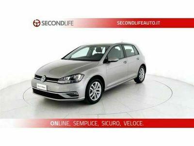 usata VW Golf 6ª serie VII 2017 5p 5p 2.0 tdi Business 150cv dsg