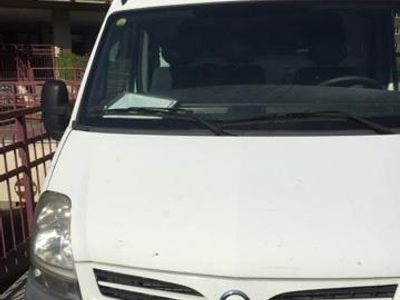 usata Nissan Interstar C28 2.5 dCi/120 PM-TM Com.Easy