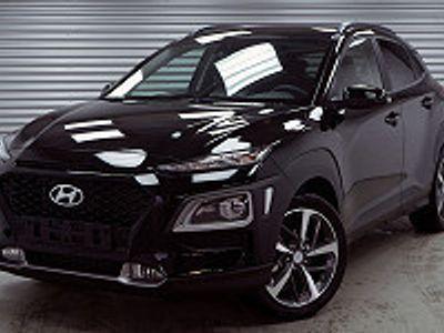 usata Hyundai Kona 1,0 T-gdi 2wd Premium