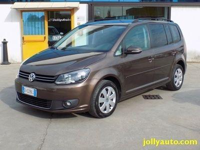 używany VW Touran 1.6 TDI Comfortline 7 Posti - Euro 5