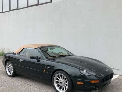 usata Aston Martin DB7 Volante
