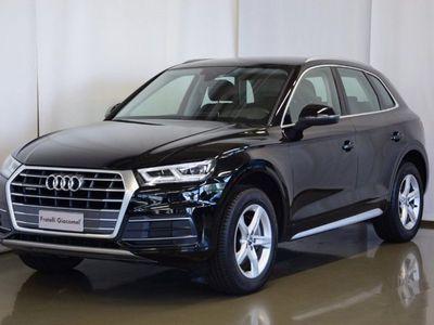 używany Audi Q5 2.0 TDI 190 CV quattro S tronic Business Sport del 2017 usata a Assago